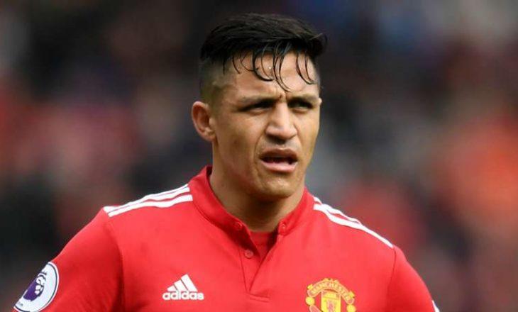 Sanchez: Qysh kur kam bërë stërvitjen e parë, kam dashur të largohem nga United
