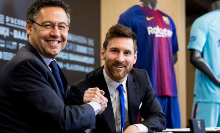 Bartomeu: Messi duhet të pensionohet te Barça – nuk mund të lejoja largimin e tij