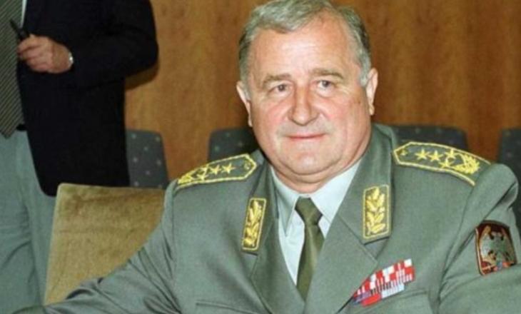 Vdes gjenerali serb që organizoi vrasjet e shqiptarëve në Kosovë