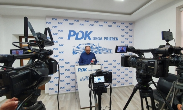 """""""Vetëvendosja s'ka kapacitete menaxhuese"""", thonë nga PDK-ja në Prizren"""