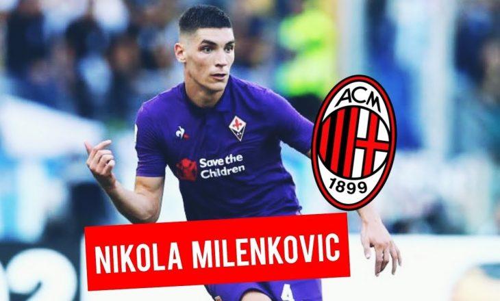 Milenkovic drejt transferimit në Milan