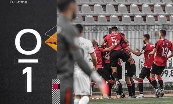Shkëndija mposht ekipin rumun dhe kualifikohet në raundin e tretë të Europa Ligës