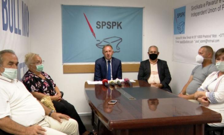 Punëtorët teknik dhe ata të sigurimit nga e premtja në protesta për mospagesën me 300 euro