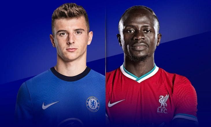 Chelsea vs Liverpool – Foramcionet zyrtare