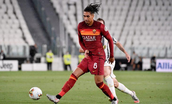 Smalling drejt Serie A, por jo te Roma