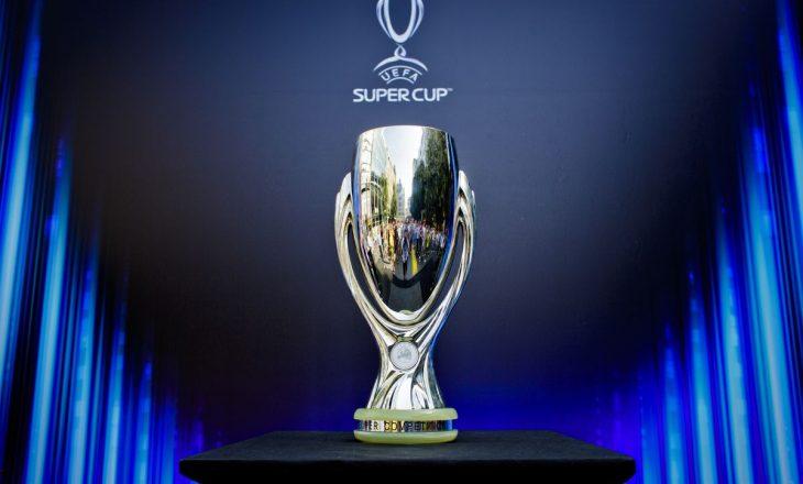 Sot luhet finalja e Superkupës së Evropës