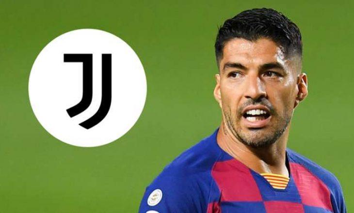 Suarez mund të përfundojë në Juventus