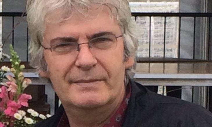 Vdes gazetari Sulejman Gashi
