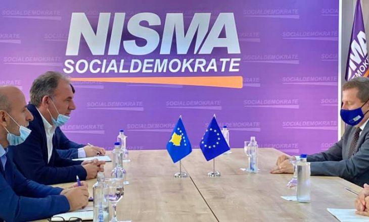 Limaj kërkon liberalizim të vizave