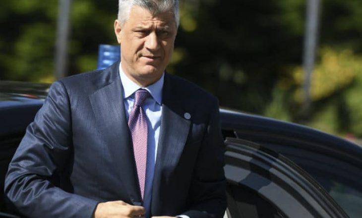 Presidenca kërkon nga Kuvendi miratimin e rezolutës që ia ndalon Hotit të negociojë për çështje të brendshme të Kosovë