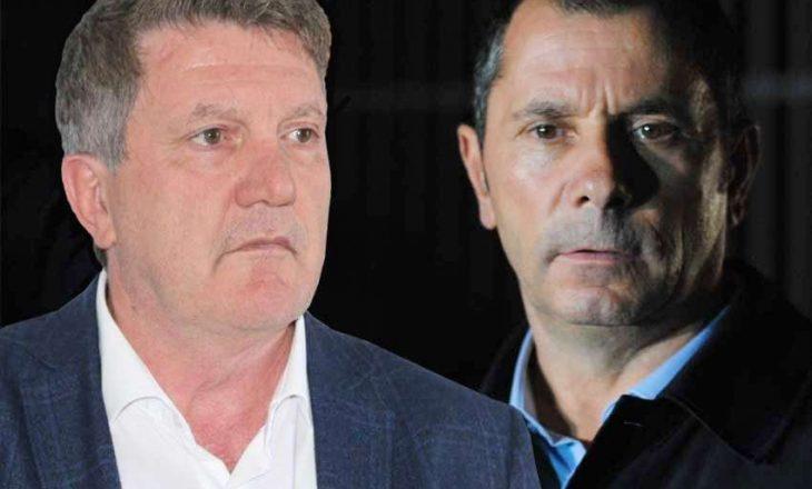 Milaim Zeka denoncon Tomë Gashin në Polici