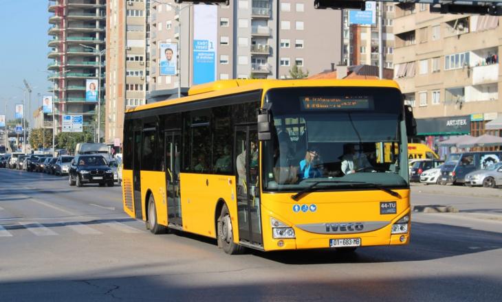 Trafiku Urban shpjegon përse nuk po lëshohen kondicionerët në autobusët lokalë