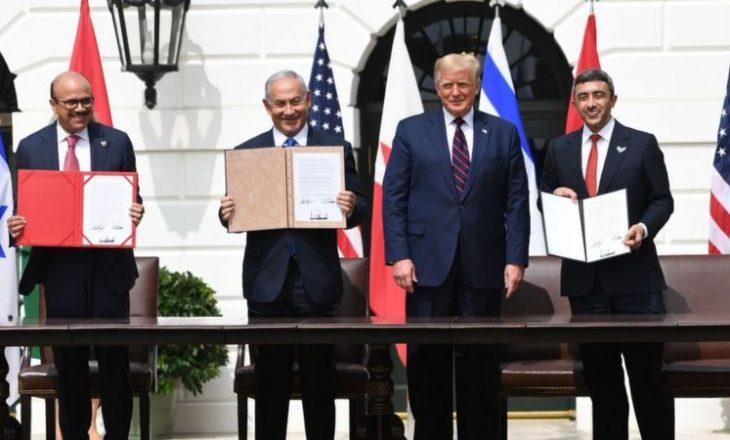 Këto janë shtetet e Ligës Arabe që kanë nënshkruar më herët marrëveshje për normalizim me Izraelin