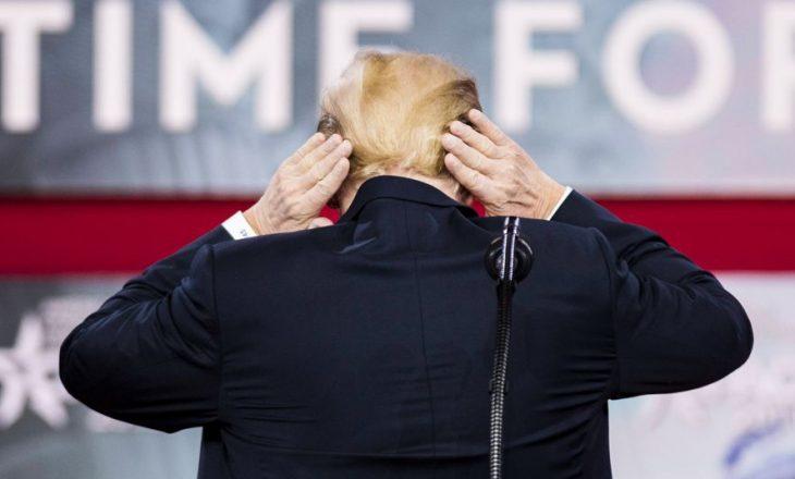 Trump, veç 750 euro pagoi taksa për një vit – ndërsa  70 mijë euro shpenzoi për 'frizurën'