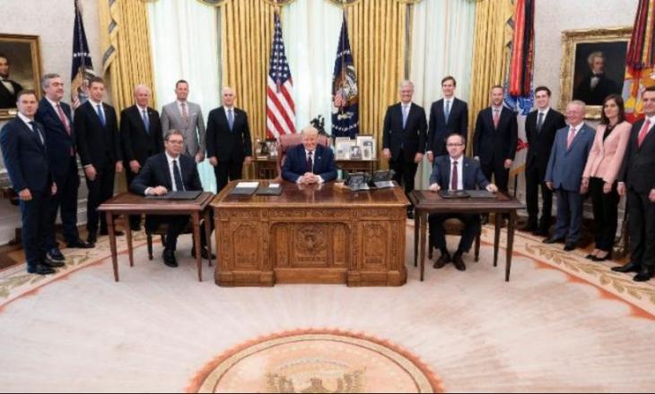 """""""SHBA-të do të vazhdojnë të përkrahin aktivisht dialogun Kosovë – Serbi"""""""