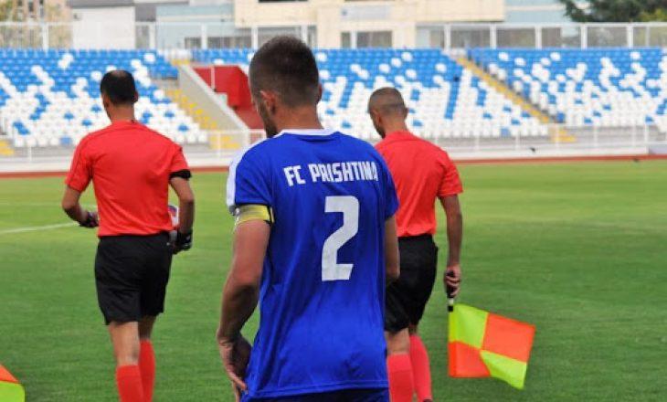 Thaçi e Miftaraj e padisin FC Prishtinën