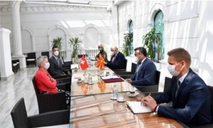 Zaev: Në zgjedhje qytetarët u deklaruan për NATO-n dhe BE-në
