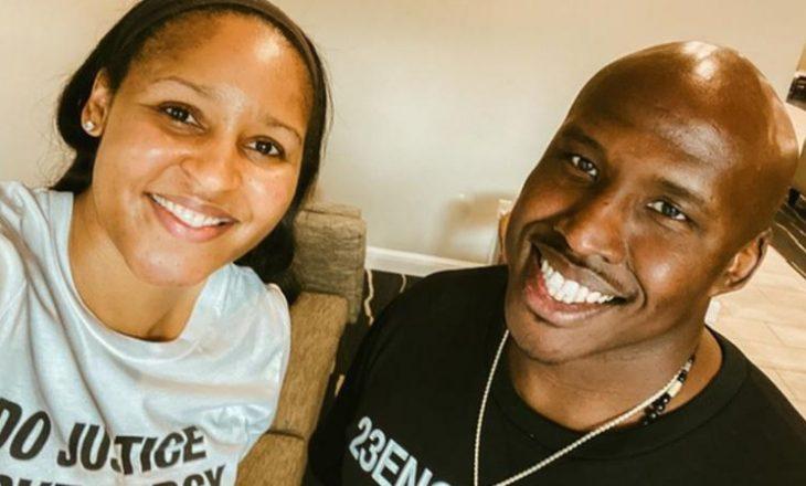 Ylli i WNBA martohet me burrin për të cilin la karrierën për ta liruar nga burgu