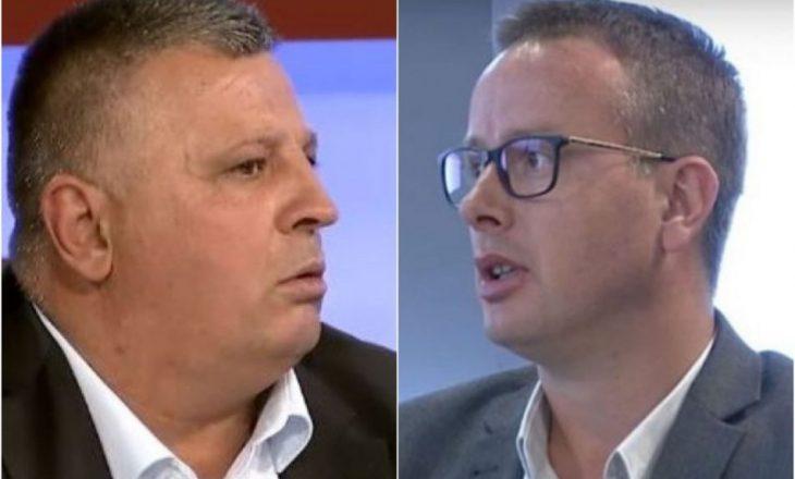"""Nasim Haradinaj e lidh bastisjen e EULEX-it me Vehbi Kajtazin: """"Vehbia është njëri ndër bashkëpunëtorët"""""""
