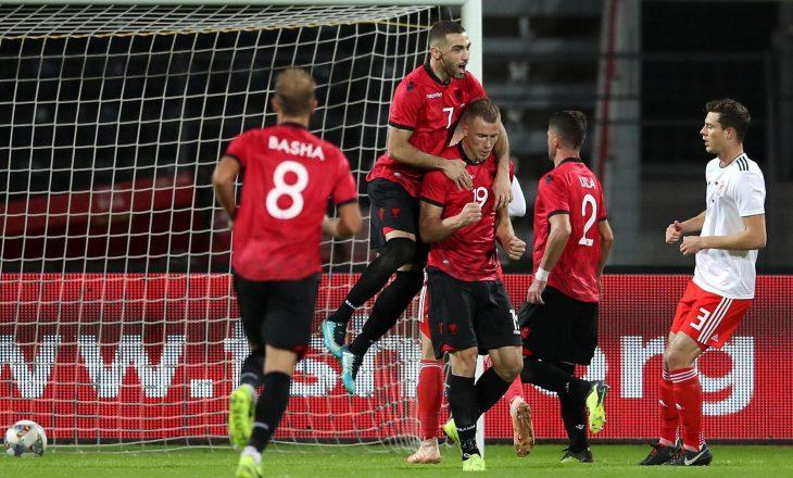 Përfundon pjesa e parë ne Minsk, Shqipëria në avantazh
