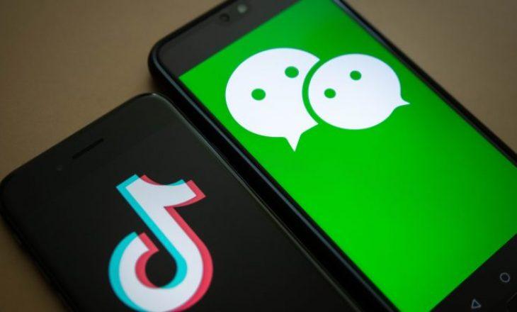 ShBA ndalon zyrtarisht WeChat dhe TikTok