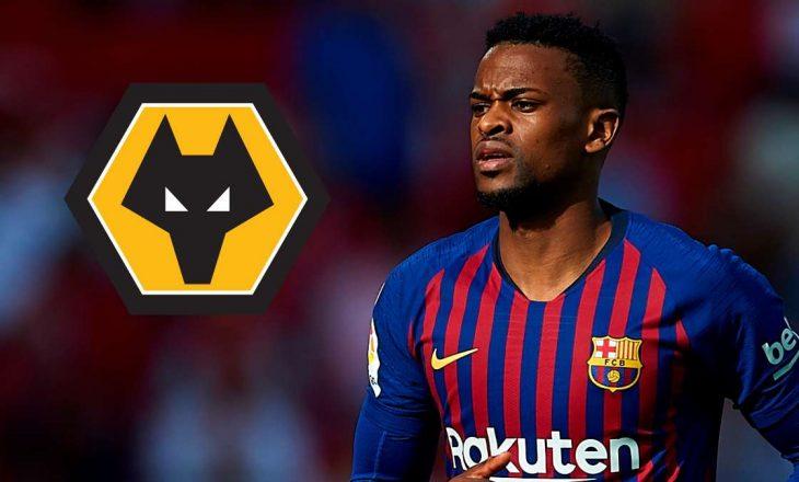 Zyrtare: Wolves nënshkruan për 30 milionë euro me mbrojtësin e Barcelonës