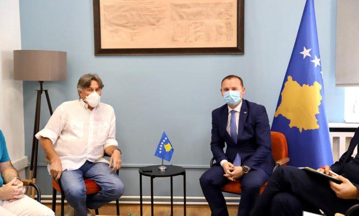 Ministrisë së Shëndetësisë i dhurohet donacion 1.5 milionë euro