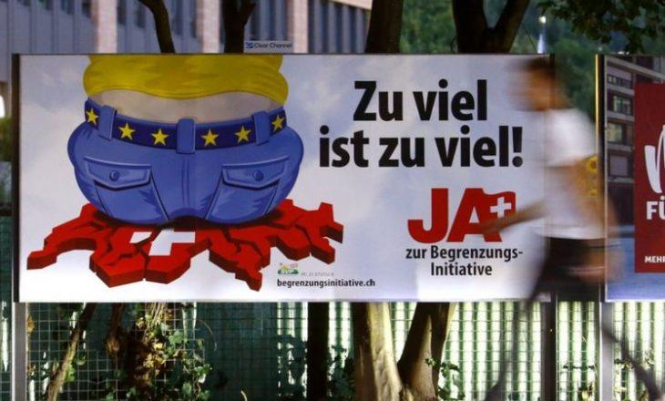 """Zviceranët votojnë të dielën """"pro"""" ose """"kundër"""" lëvizjes së lirë me BE-në"""