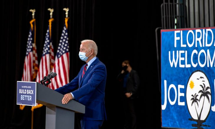 Biden: Nuk do të mbahet debati, nëse Trump është i infektuar