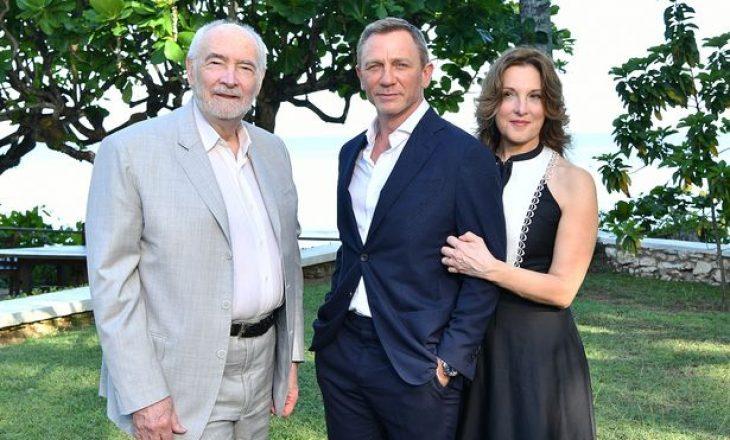 """""""No Time To Die"""" do të jetë portretizimi i fundit i Bond nga Daniel Craig"""