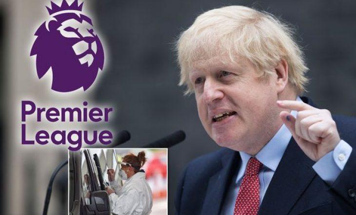 Klubet angleze, letër kryeministrit Johnson