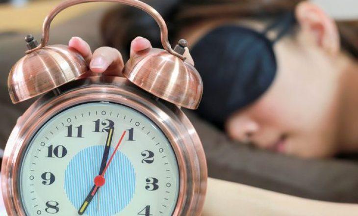 Përveç alarmit të zgjimit, ju duhet edhe kalkulatori i gjumit