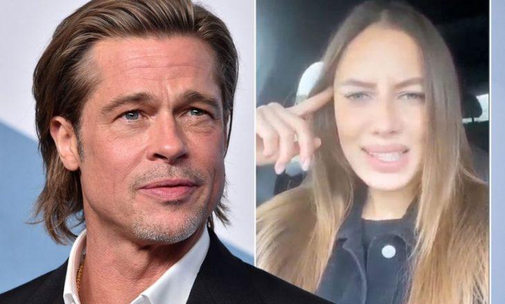 E dashura e Brad Pitt ankohet për komentet me urrejtje ndaj saj