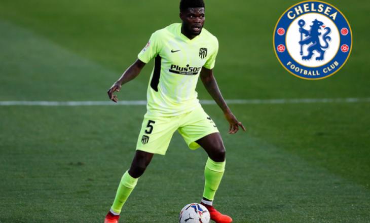 Derisa Arsenali vazhdon me oferta te Atletico, Chelsea tenton t'ia 'marrë nga dora' Parteyn
