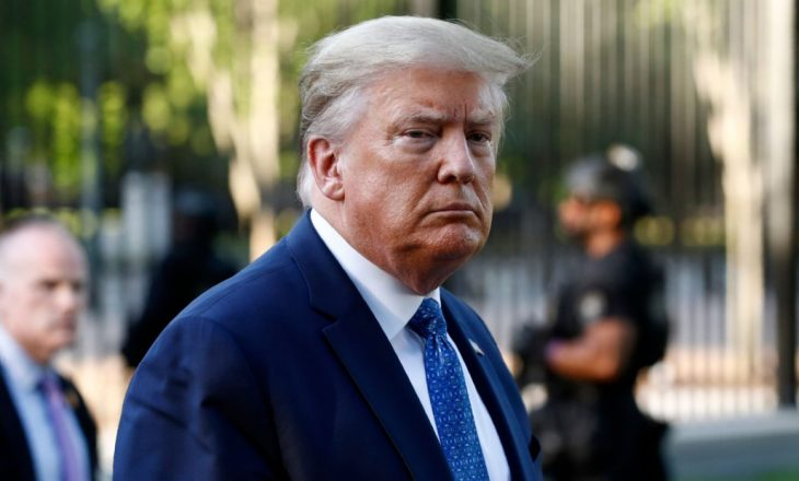 Me një videomesazh, Trump tregon gjendjen pasi doli pozitiv me Covid-19