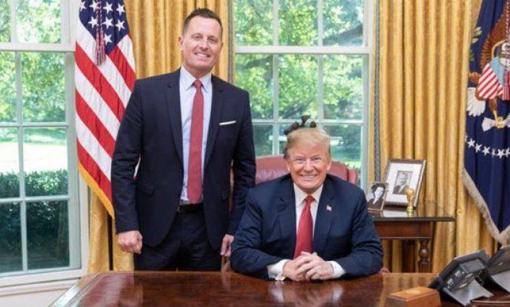 Grenell: Pas marrëveshjes ekonomike, Trump do të angazhohet edhe për zgjidhje politike mes Kosovës dhe Serbisë