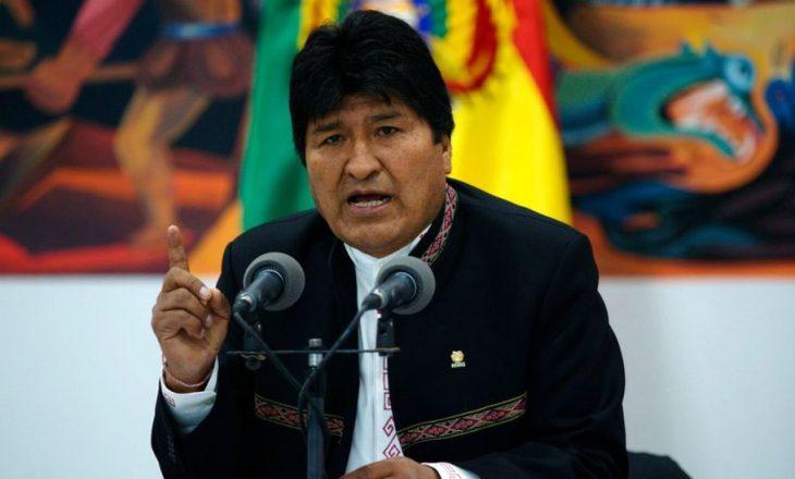 Ish-presidenti Evo Morales kthehet në Bolivi