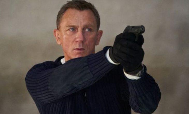 """Shfaqja e filmit të ri James Bond """"No Time To Die"""" është shtyer përsëri"""
