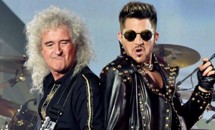 Grupi Queen është kthyer në vendin e parë pas 25 vitesh