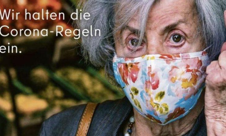 Berlini 'ngre gishtin e mesëm' ndaj personave që thyejnë rregullin e vendosjes së maskës