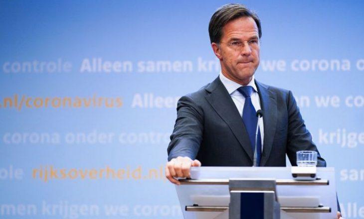 """Kryeministri hollandez pranon që kishte """"vlerësuar gabimisht"""" udhëtimin e familjes mbretërore mes masave të Covid"""