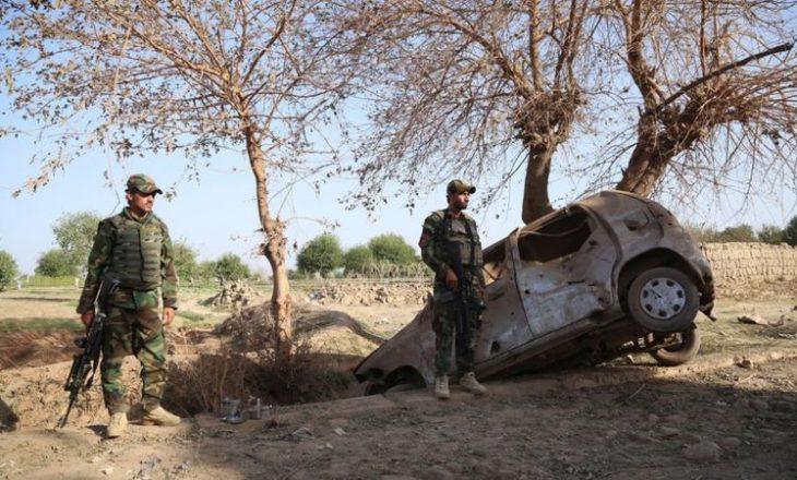 Në sulmin ajror në Afganistan ka edhe fëmijë mes të vdekurve