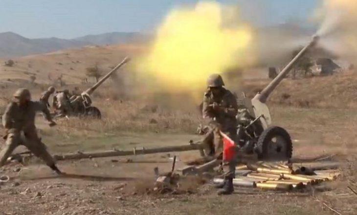 Nagorno-Karabakh: Dalin video që dëshmojnë krimet e tmerrshme të luftës