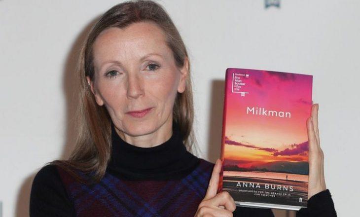 Autorja e Milkman fiton një prej çmimeve më të vlerësuara të letërsisë