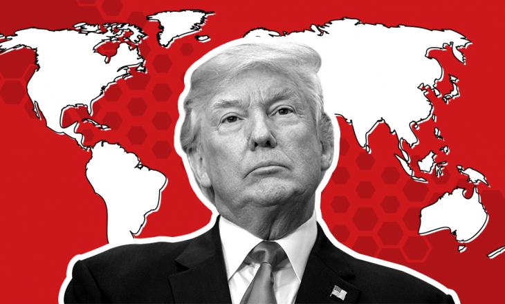 Mënyra se si presidenti Trump e ka ndryshuar botën