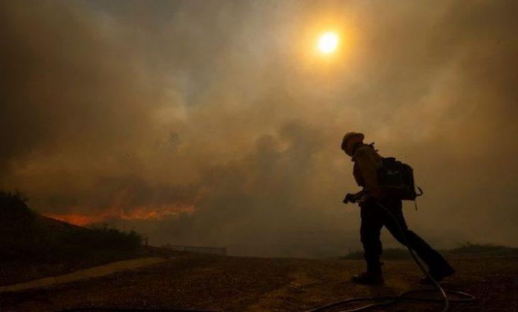 Zjarret përfshijnë prapë Kaliforninë Jugore