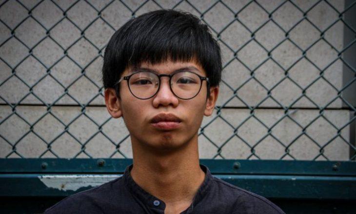 Aktivisti adoleshent nga Hong Kong arrestohet para hyrjes së konsullatës amerikane
