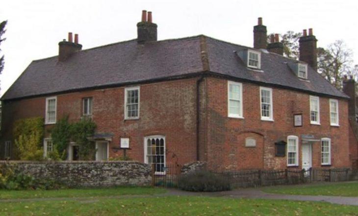 Shtëpia e shkrimtares Jane Austen është në rrezik për shkak të rrjedhjes së ujit
