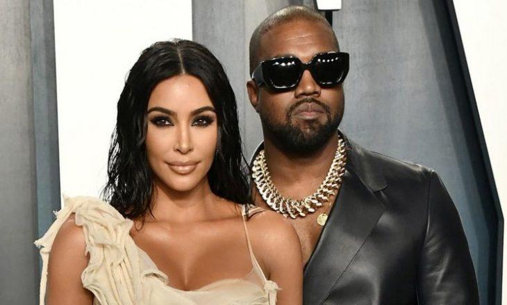 Kanye West i bën dhuratë Kim hologramin e babait të saj të ndjerë