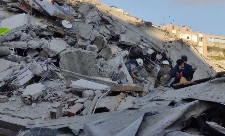 Një tërmet i fuqishëm ka përfshirë Greqinë dhe Turqinë